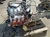 Двигатель BAR 4.2 Audi Ауди за 186 300 тг. в Алматы – фото 2