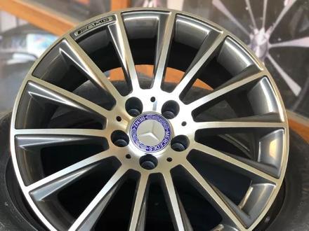 Новый комплект дисков r16 5*112 за 110 000 тг. в Алматы