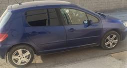 Peugeot 307 2005 года за 1 100 000 тг. в Шымкент – фото 4