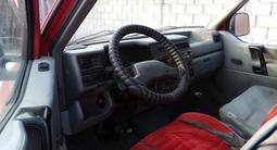 Volkswagen Transporter 1993 года за 1 850 000 тг. в Шымкент – фото 4