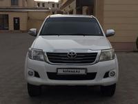 Toyota Hilux 2012 года за 5 200 000 тг. в Актау