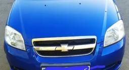 Chevrolet Aveo 2012 года за 2 800 000 тг. в Нур-Султан (Астана) – фото 5