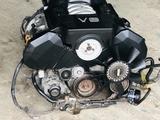 Контрактный двигатель Audi A6 C5 объём 2.4 литра из Швейцарии!… за 250 280 тг. в Нур-Султан (Астана) – фото 4