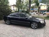 Audi A8 2008 года за 6 500 000 тг. в Алматы – фото 3