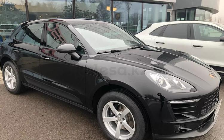 Porsche Macan 2018 года за 23 700 000 тг. в Алматы