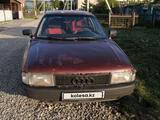 Audi 80 1989 года за 730 000 тг. в Петропавловск – фото 2