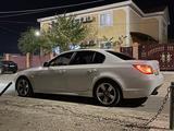 BMW 535 2008 года за 4 200 000 тг. в Атырау – фото 5