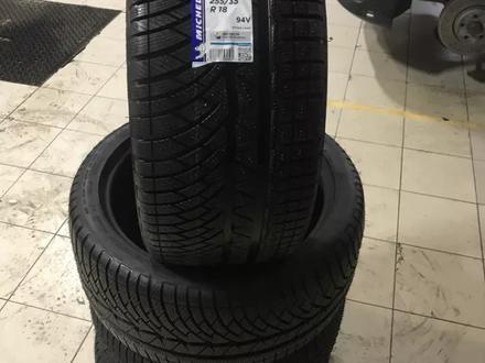 Шины Michelin 255/35-285/30/r19 Pilot Alpin PA4 за 435 000 тг. в Алматы