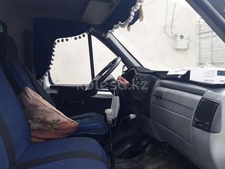 ГАЗ ГАЗель 2003 года за 4 500 000 тг. в Шымкент – фото 8