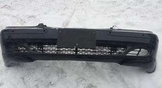 Передний бампер W220 рестайлинг за 9 999 тг. в Алматы
