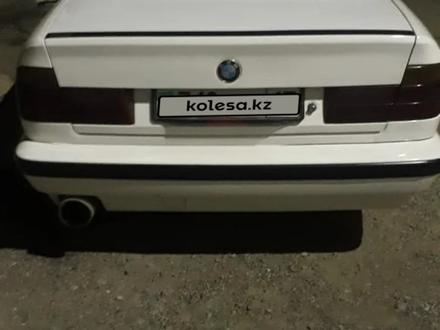 BMW 525 1991 года за 1 200 000 тг. в Аксукент – фото 3