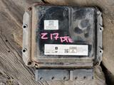 Эбу блок управления двигателем z17dtr GM 55571776 за 50 000 тг. в Алматы