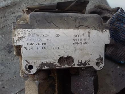 Блок ABS на Audi a8 d2, блок управления АБС за 15 000 тг. в Алматы – фото 3