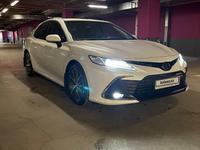 Toyota Camry 2021 года за 19 500 000 тг. в Нур-Султан (Астана)