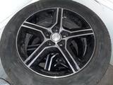 Колёса (шины и диски) за 150 000 тг. в Алматы – фото 2