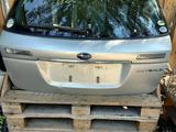 Крышка багажника Subaru Outbask 2005 год в Казахстане за 25 000 тг. в Алматы – фото 2