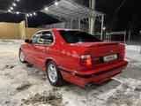 BMW 520 1991 года за 2 200 000 тг. в Шымкент – фото 4