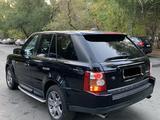 Land Rover Range Rover Sport 2007 года за 4 500 000 тг. в Алматы – фото 4