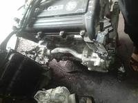 Вектра 2.2 z22yh экотек двигатель привозной контрактный с гарантией за 181 000 тг. в Караганда