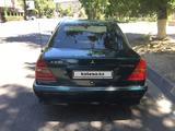 Mercedes-Benz C 230 1996 года за 2 100 000 тг. в Шымкент – фото 5