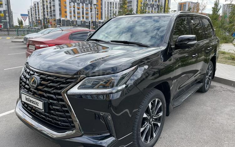 Lexus LX 570 2020 года за 56 500 000 тг. в Нур-Султан (Астана)