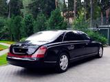Maybach 62 2004 года за 30 000 000 тг. в Алматы – фото 2