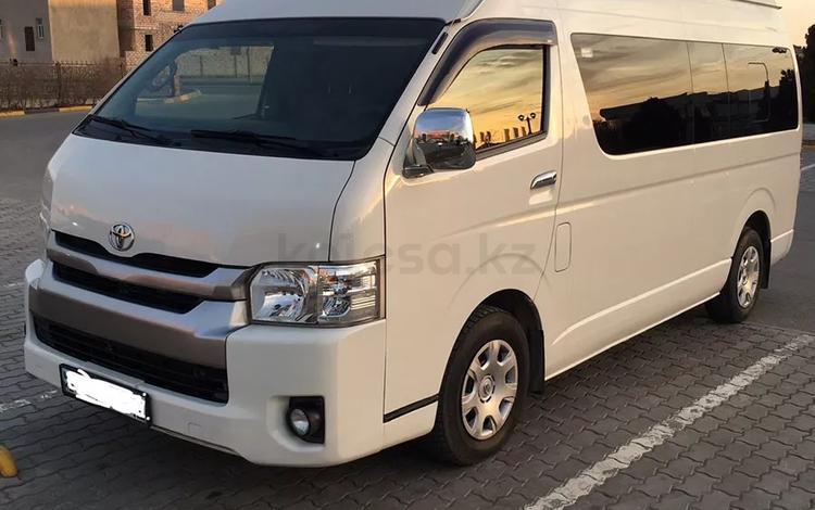 Toyota HiAce 2014 года за 10 500 000 тг. в Актау