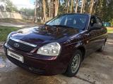 ВАЗ (Lada) 2172 (хэтчбек) 2011 года за 1 500 000 тг. в Уральск – фото 5