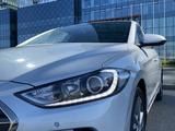 Hyundai Elantra 2018 года за 7 700 000 тг. в Нур-Султан (Астана) – фото 4