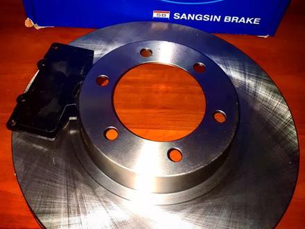 Передние тормозные диски Prado 120 за 12 000 тг. в Актобе