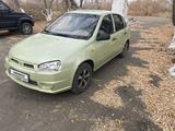 ВАЗ (Lada) Kalina 1118 (седан) 2006 года за 1 800 000 тг. в Костанай – фото 4