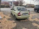 ВАЗ (Lada) Kalina 1118 (седан) 2006 года за 1 800 000 тг. в Костанай – фото 5