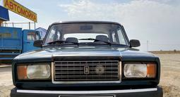 ВАЗ (Lada) 2107 2009 года за 820 000 тг. в Туркестан