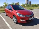 Hyundai Accent 2014 года за 4 250 000 тг. в Нур-Султан (Астана) – фото 2