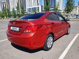 Hyundai Accent 2014 года за 4 250 000 тг. в Нур-Султан (Астана) – фото 3