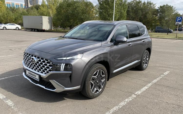 Hyundai Santa Fe 2021 года за 18 700 000 тг. в Нур-Султан (Астана)
