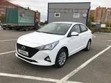 Hyundai Accent 2021 года за 7 000 000 тг. в Петропавловск