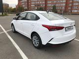 Hyundai Accent 2021 года за 7 000 000 тг. в Петропавловск – фото 4