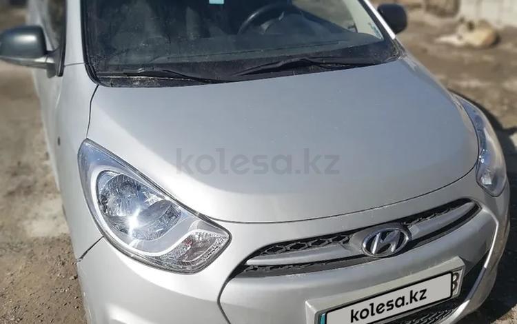 Hyundai i10 2011 года за 1 700 000 тг. в Тараз