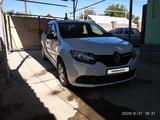 Renault Logan 2018 года за 3 800 000 тг. в Алматы – фото 4