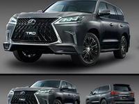 Обвес TRD Superior на Lexus LX — 570 2018 + за 260 000 тг. в Усть-Каменогорск
