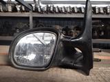 Зеркало заднего вида VW Golf 4 левый за 12 000 тг. в Тараз – фото 3