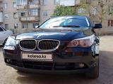 BMW 525 2006 года за 4 800 000 тг. в Актобе – фото 3