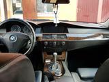 BMW 525 2006 года за 4 800 000 тг. в Актобе – фото 4