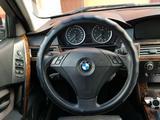 BMW 525 2006 года за 4 800 000 тг. в Актобе – фото 5
