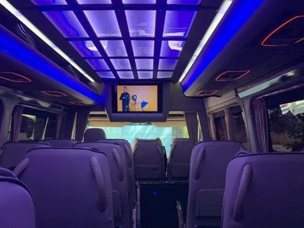 Аренда Прока 7мест 18мест Мерседес Виана Спринтер Vclass Бусик Микроавтобус в Алматы – фото 5