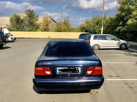 Mercedes-Benz E 280 1996 года за 1 800 000 тг. в Кокшетау – фото 4