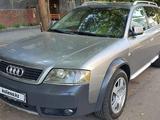 Audi A6 allroad 2001 года за 3 600 000 тг. в Алматы – фото 2