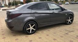 Hyundai Accent 2015 года за 4 750 000 тг. в Костанай