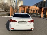 Hyundai Elantra 2016 года за 7 000 000 тг. в Темиртау – фото 5